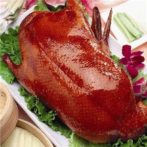 岳记果木烤鸭