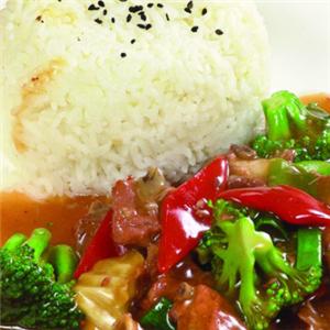兰香婆婆排骨米饭