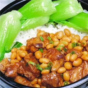 百顺排骨米饭