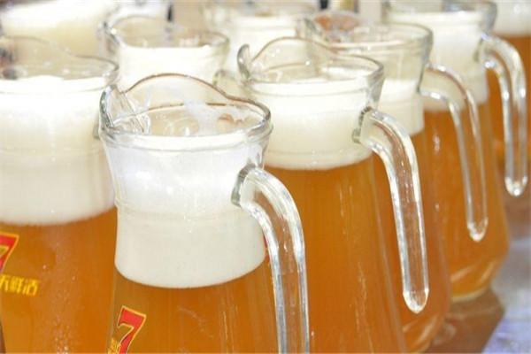 泰山原浆啤酒加盟费用