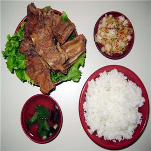 春香排骨米饭