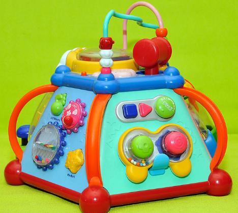 钻久儿童玩具店加盟