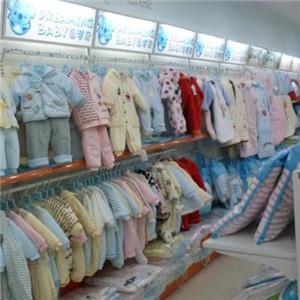 慧茵母嬰用品加盟