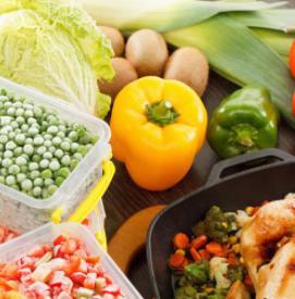 禾泽蔬菜速冻食品