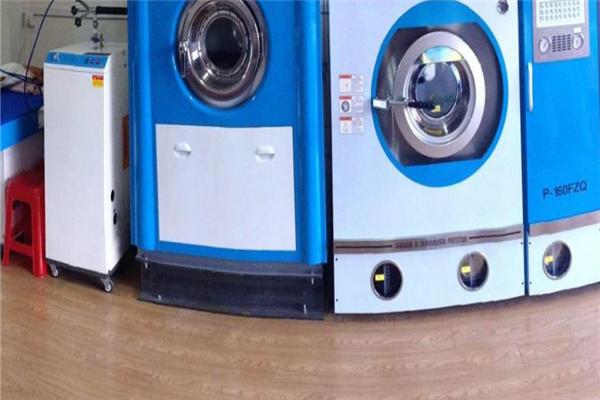 七星洗衣加盟