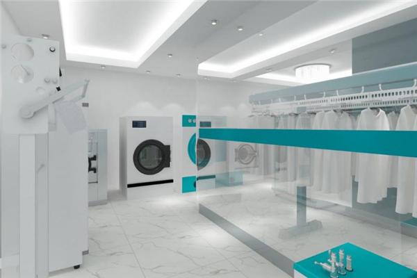邦尼洗衣加盟