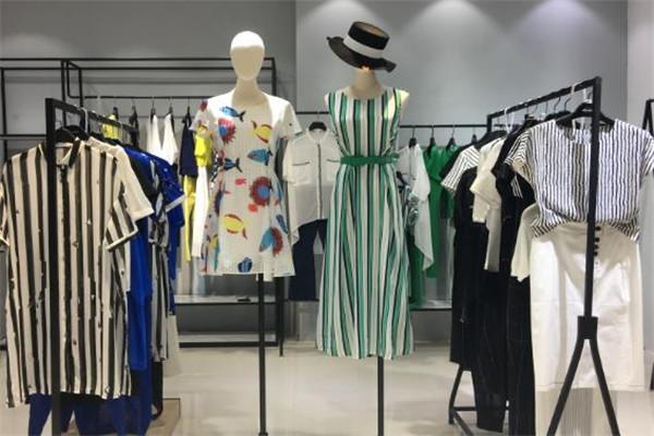衣夏品牌折扣女裝加盟