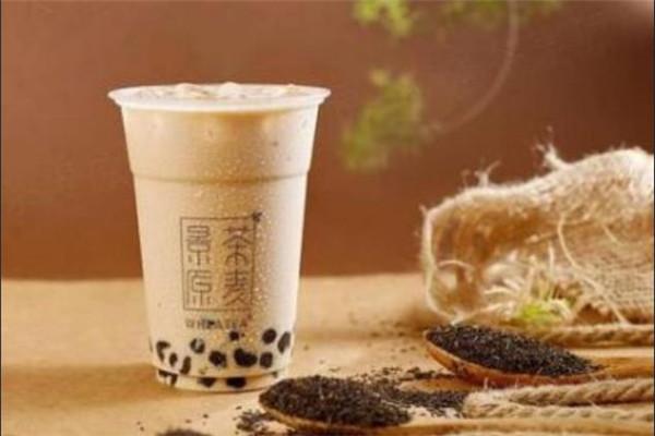 景茶原麥加盟