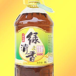 綠清香菜籽油加盟