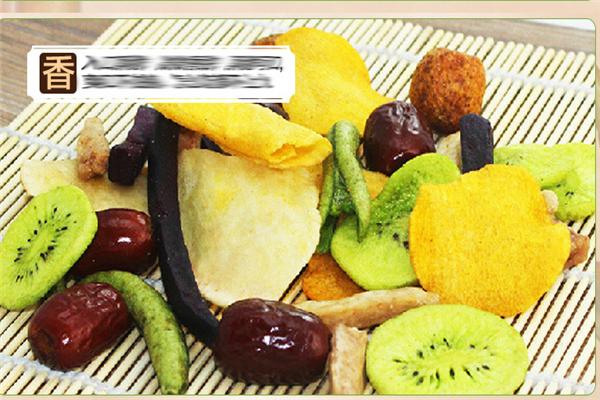 閩中凍干蔬菜加盟