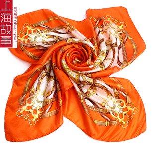 上海故事圍巾加盟
