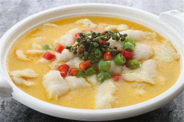 鱼见花椒酸菜鱼加盟