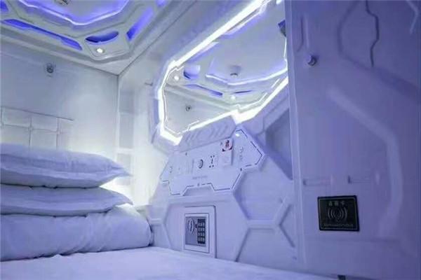 米艙太空艙加盟