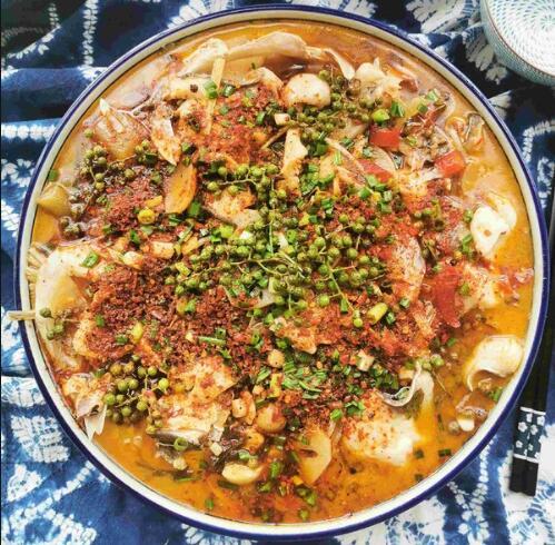 魚影青花椒酸菜魚加盟