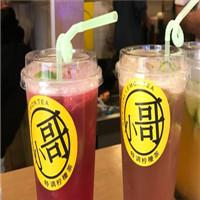 小哥特调柠檬茶加盟