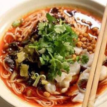 我家酸菜魚米線加盟