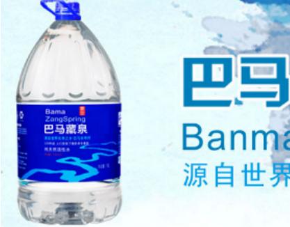 巴馬純凈水加盟