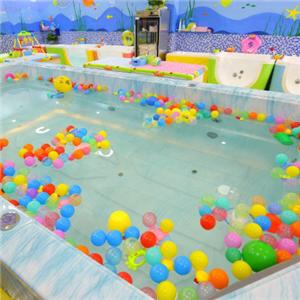 七彩泡泡嬰兒游泳館誠邀加盟
