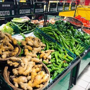 百信蔬菜店加盟