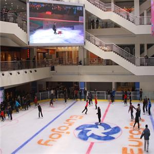 歐悅真冰溜冰場加盟