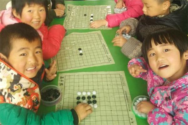 貝弈兒童圍棋加盟