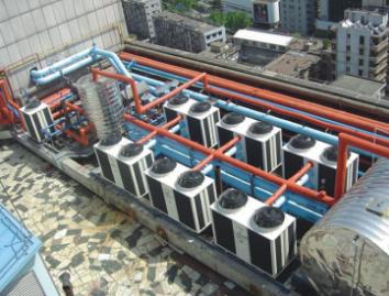 貝迪特空氣源熱泵加盟