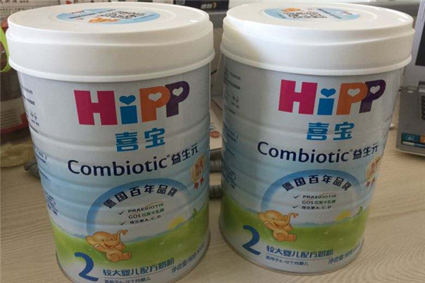 hipp奶粉加盟