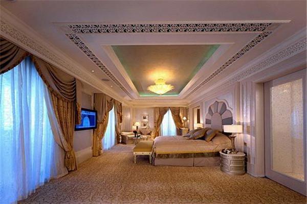 蘭歐酒店客房內景一覽