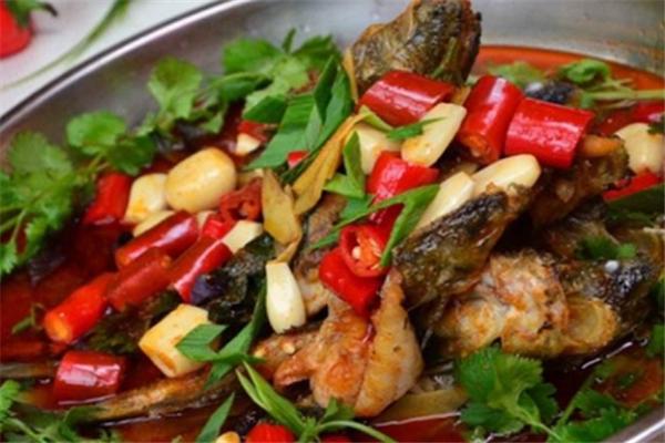 爐庭魚悅湘菜加盟