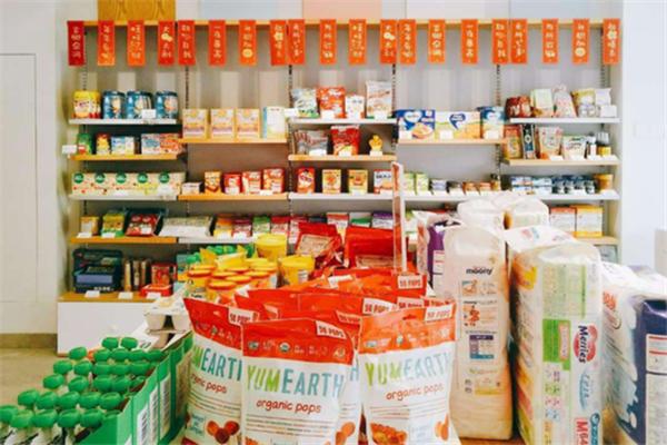 MilkFamily進口母嬰連鎖加盟