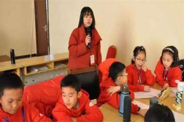 心航線中國青少年成長訓練營加盟