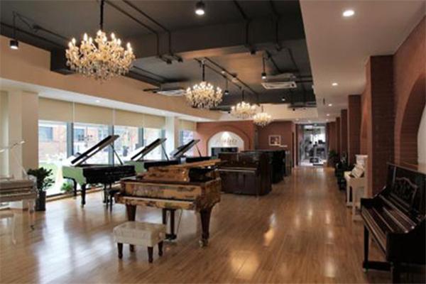 蕭邦鋼琴藝術中心加盟