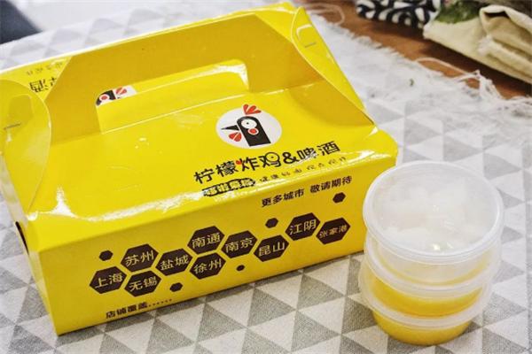 檸檬隊長韓國炸雞加盟