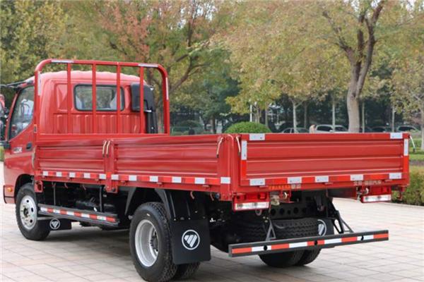 福田輕卡貨車加盟