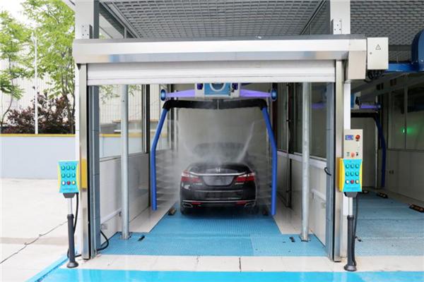鐳速全自動洗車機加盟