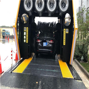 驛公里智能洗車加盟