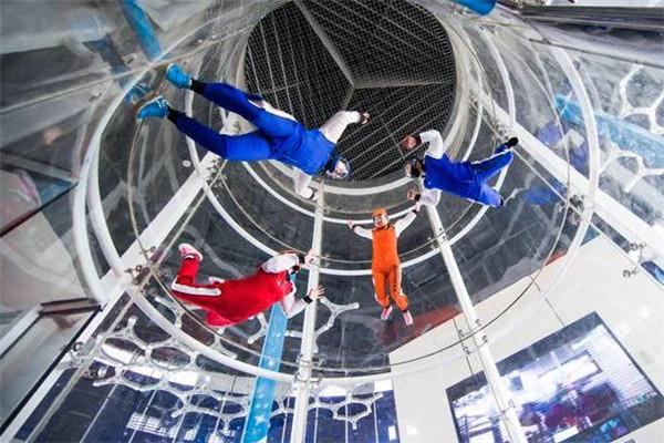 飛行家太空體驗館加盟