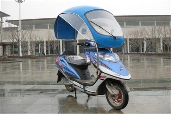 現代車友電動車防雨遮陽篷加盟