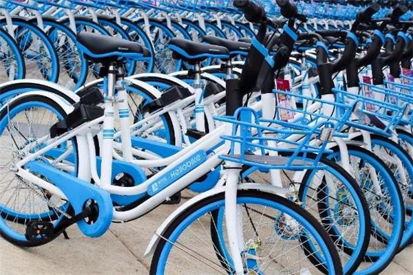 好易騎共享單車加盟