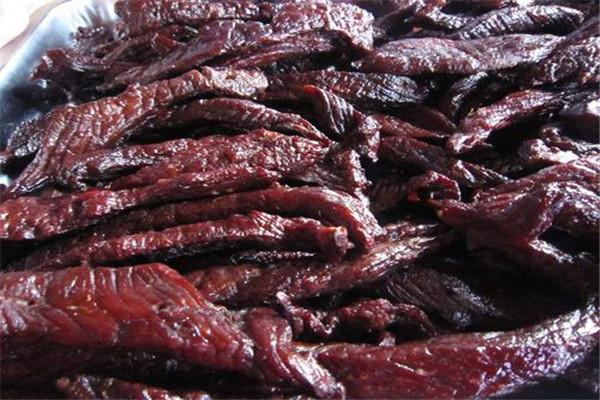 牛肉干加盟