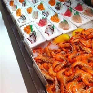 大圓小圈海鮮自助餐廳加盟圖片