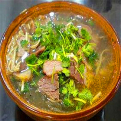 張家牛肉湯加盟圖片