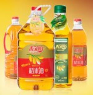 稻園稻米油加盟圖片