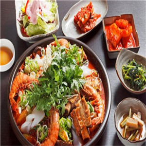 瘋狂派對日韓料理加盟圖片