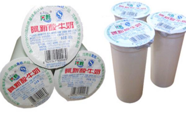 阿新老酸奶加盟