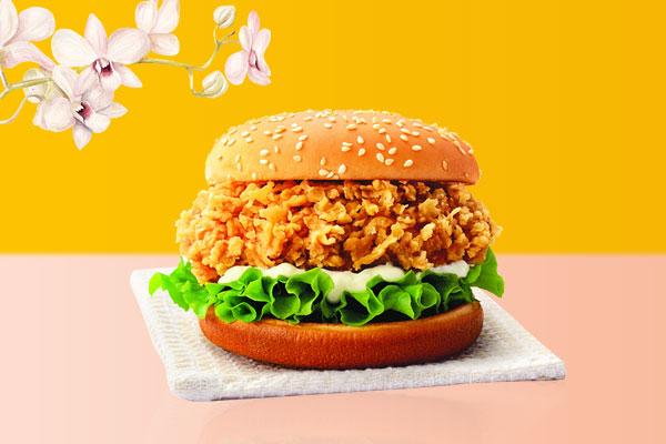 富林漢堡加盟