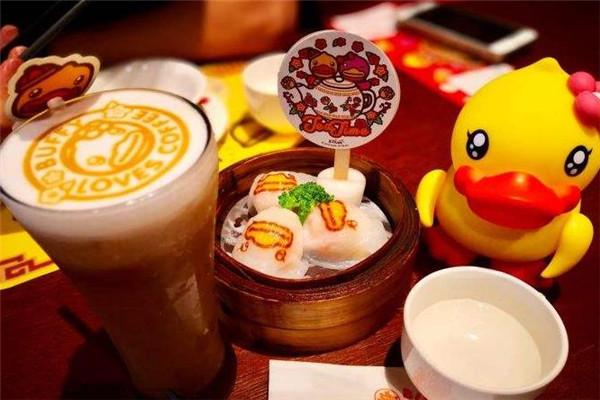 小黃鴨主題餐廳加盟