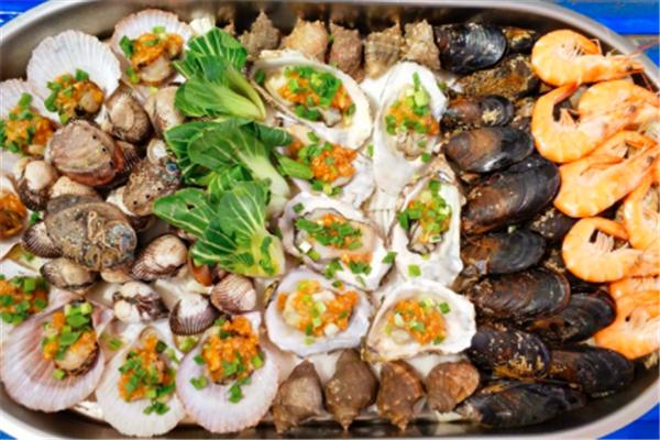 熊記海鮮燒烤加盟