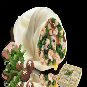 聚榮餃子加盟