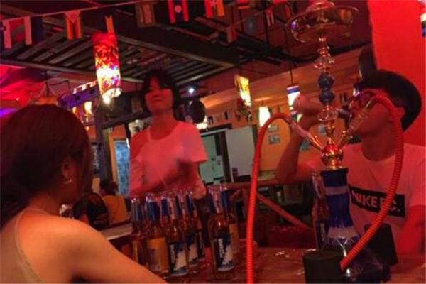 艾伦酒吧加盟